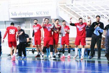 Handball, Nationale A : l'Étoile remporte le choc, l'Espérance continue sa série et l'Association Sportive de Hammamet monte sur le podium