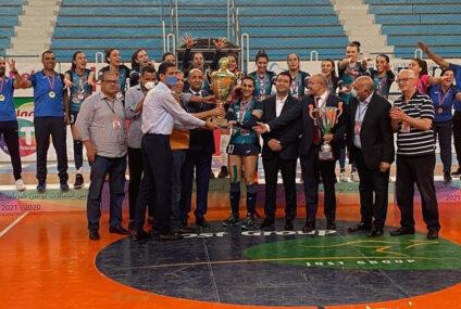Volleyball, Coupe : le CFC ponctue sa saison historique avec un 4e titre