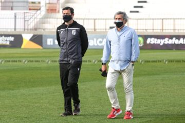 CS Safxien : José Pepe Murcia maintenu à son poste