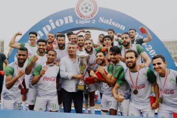 Football, LP2 : le Club Sportif de Hammam-Lif rafle le titre