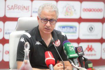 Mondher Kebair reste le sélectionneur de la Tunisie