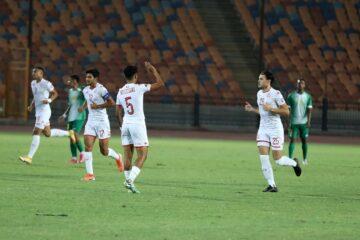 Football, Arab Cup U-20 : les Aiglons se hissent en demi-finale