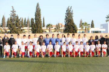 Football, Équipe de Tunisie : la sélection féminine affrontera la Jordanie en amical