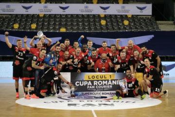 Handball, Cupa României : le doublé pour le Dinamo