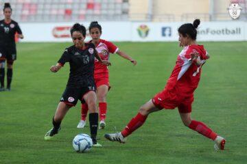 Football, FTF : la sélection féminine enchaine une seconde victoire en Jordanie