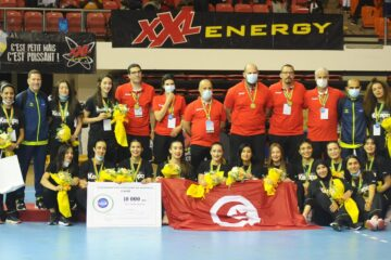 Handball, African Handball Championship : le 7 tunisien sur le podium