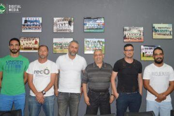Football, Mercato : Le Club Sportif Hammam-Lif présente son staff technique pour son retour en LP1
