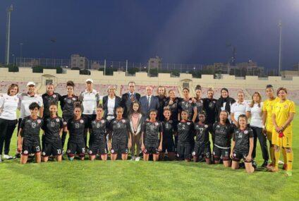 Football, FTF : la sélection féminine retrouve le chemin de la victoire contre la Jordanie