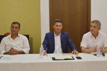 Football, LP1 : le Club athlétique bizertin présente son staff technique, Mohamed Azaiez est de retour