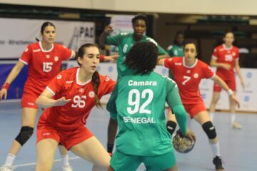 Handball, African Handball Championship : la Tunisie termine 1e du groupe A
