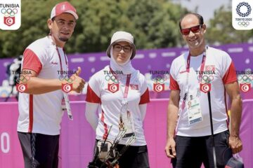 Jeux Olympiques, Tokyo 2020 : Riheb El Walid et Mohamed Hammed ouvrent le bal sur Tir à l'Arc