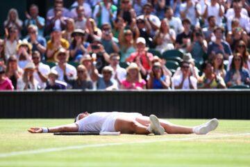 Tennis, Wimbledon : Ons Jabeur continue sur sa lancée