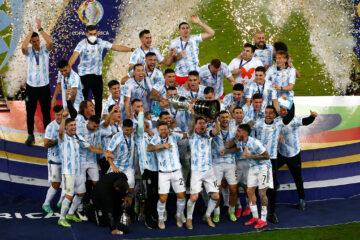 Football, Copa America : l'Argentine après 28 ans de disette