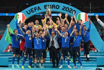 Football, Euro : la renaissance de l'Italie