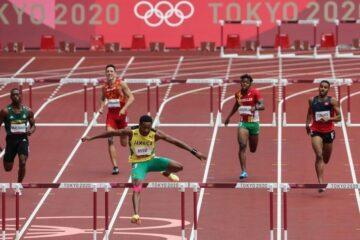 Jeux Olympiques, Tokyo 2020 : Mohamed Touati une 6e place en série