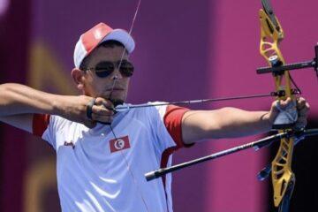Jeux Olympiques, Tokyo 2020 : Mohamed Hammed éliminé au concours de Tir à l'Arc