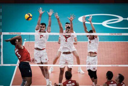 Jeux Olympiques, Tokyo 2020 : One-Set.. Man.