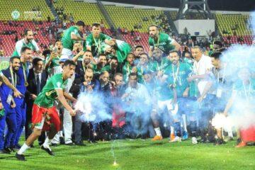 Football, CAF Confederation Cup : Lassaâd Jarda regoûte au succès avec le Raja