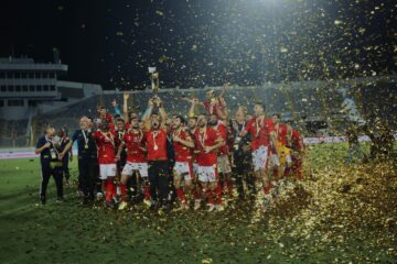 Football, CAF Champions League : back-to-back pour Al Ahly et Pitso Mosimane