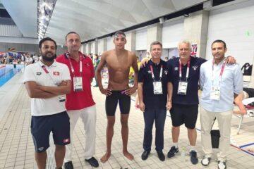 Jeux Olympiques, Tokyo 2020 : Ahmed Hafnaoui goûtera à la finale sur 400m Nage Libre