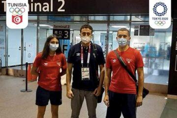 Jeux Olympiques, Tokyo 2020 : Adam Hmam quitte le tableau au 1e tour