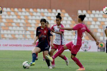 Football, CAF Woman Champions League : l'Association Sportive BH Bank en manque de fougue