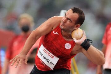 Paralympics Games, Tokyo 2020 : Ahmed Ben Moslah en Argent au lancer de poids