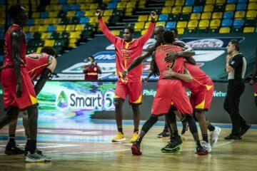 Basketball, AfroBasket : l'Ouganda, la Guinée se hissent en quart, le Soudan du Sud sur un nuage