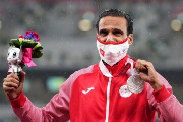 Paralympics Games, Tokyo 2020 : l'Argent pour Rouay Jebabli,  Yassine Guenichi et Mohamed Farhat Chida.. la Tunisie à l'honneur !
