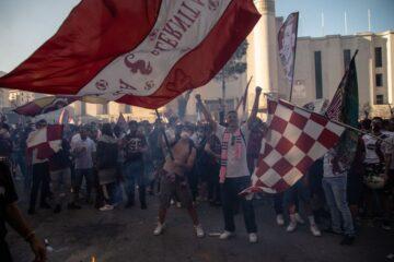 La Salernitana : une ferveur Granata de retour en Serie A