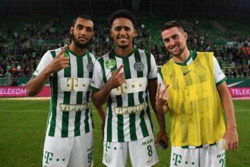 Football, OTP Bank Liga : Aïssa Laidouni buteur avec Ferencváros