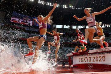 Jeux Olympiques, Tokyo 2020 : Personal Best pour Marwa Bouzayani sur 3000m steeple