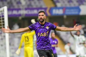 Football, Arabian Gulf League : Yassine Meriah a marqué son premier but avec Al Aïn !