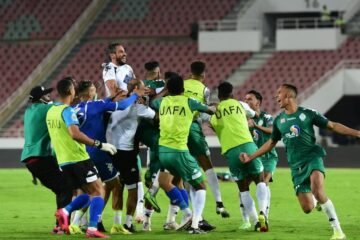 Football, Mohammed VI Champions Cup : Raja Arabi !