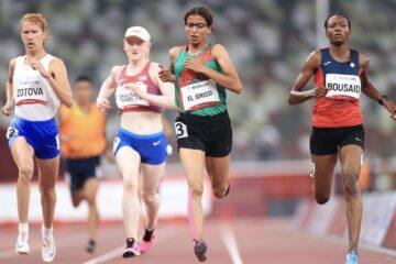 Paralympics Games, Tokyo 2020 : Somaya Bousaid participera à la finale du 1500m T12/T13