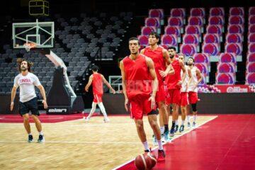 Basketball, FIBA Ranking : Team Tunisia dans le top 30.. et 2e place africaine