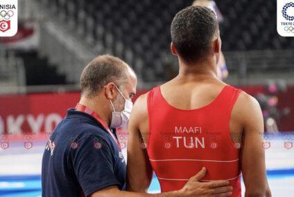 Jeux Olympiques, Tokyo 2020 : Lamjed Maafi perd au repêchage, Haikel Achouri et Souleyman Nasr sortent en 8e