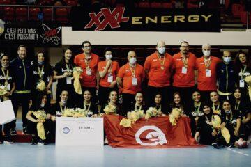 Handball, IHF World Championship : la Tunisie dans le groupe F