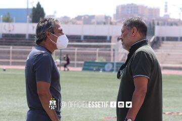 Football, Ligue 1 : Nabil Kouki et l'Entente de retour en CAF Champions League