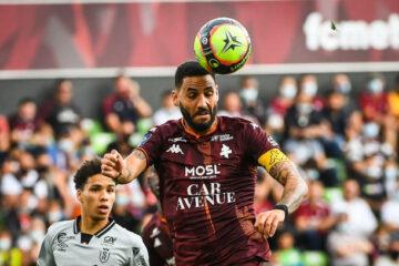 Ligue 1, le FC Metz de Dylan Bronn toujours sans succès