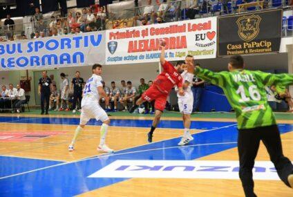Handball, Supercupa României : le Dinamo rate le coche
