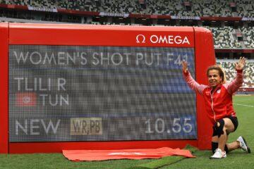 Paralympics Games, Tokyo 2020 : Raoua Tlili ornée d'Or, Samar Ben Koelleb aux portes du podium