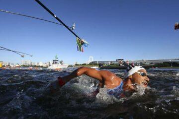 Jeux Olympiques, Tokyo 2020 : The Last Swim pour Oussama Mellouli