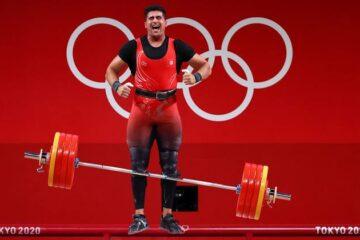 Jeux Olympiques, Tokyo 2020. Haltérophilie : Aymen Bacha leader du groupe B et 9e au général
