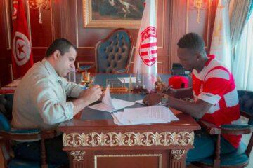Club Africain : le dossier Fabrice Ondama est clos !