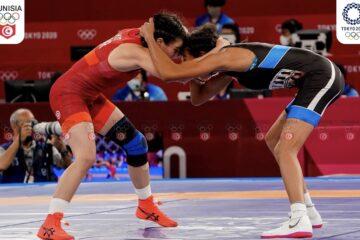 Jeux Olympiques, Tokyo 2020. Lutte : Siwar Bousetta sortie aux 8e