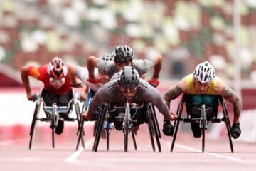 Paralympics Games, Tokyo 2020 : Walid Ktila en finale du 800m T34, Season Best pour Sonia Mansour sur 400m T38