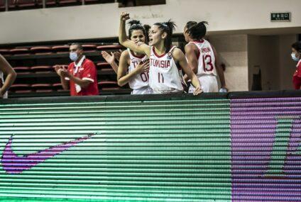 Basketball, Women's AfroBasket : la Tunisie file vers les 8e malgré un second revers