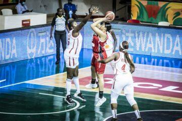 Basketball, Women's AfroBasket : les joueuses de la Tunisie se heurtent à la montagne malienne