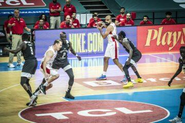 Basketball, AfroBasket : la Tunisie accède au Final 4 et affrontera le Cap-Vert